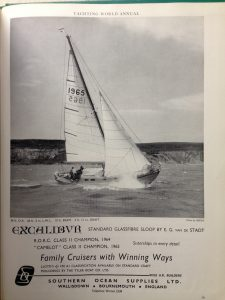Yachting World Annual 1965